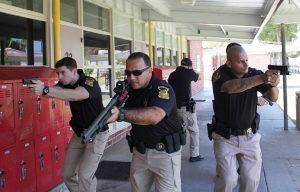 Active Shooter Response Capability